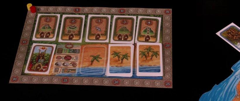 Carte punteggio di Stromboli