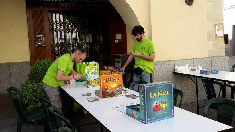 Preparazione evento - Tana dei Goblin di Savigliano