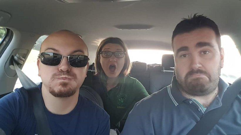 TdG Verona in auto