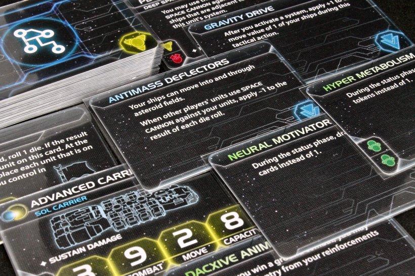 tecnologie sviluppate dalla Federazione di Sol