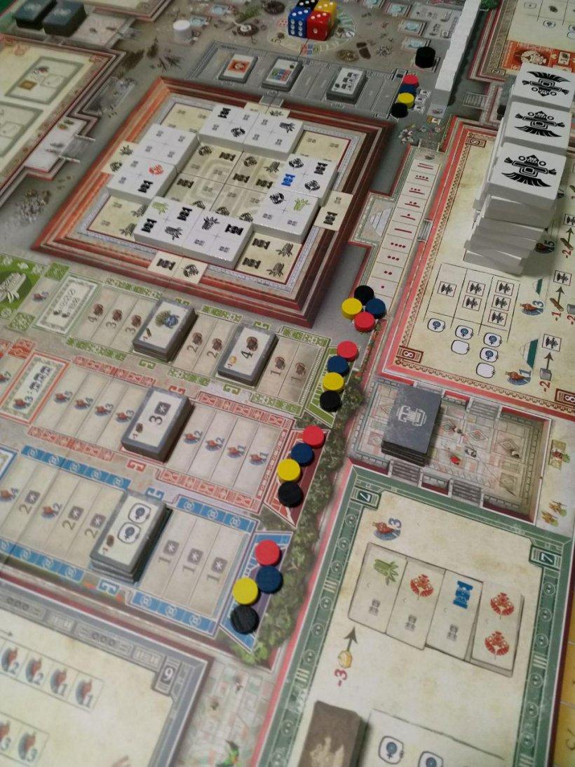 Teotihuacan: partita