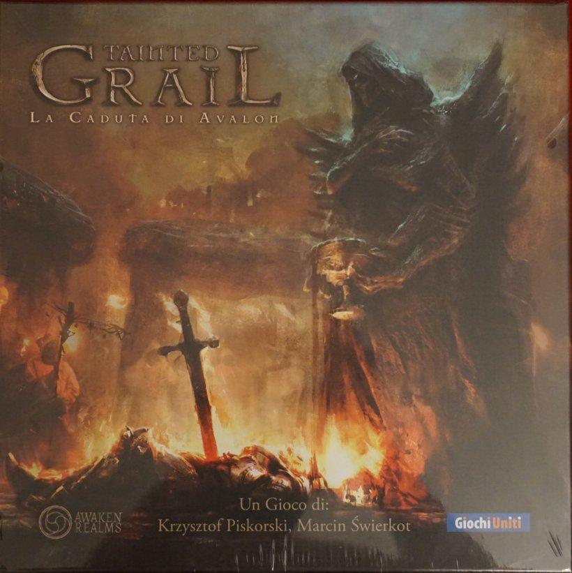 Tainted Grail_CoverITA