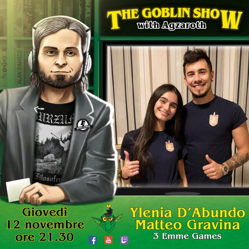 The Goblin Show: 3 Emme Games