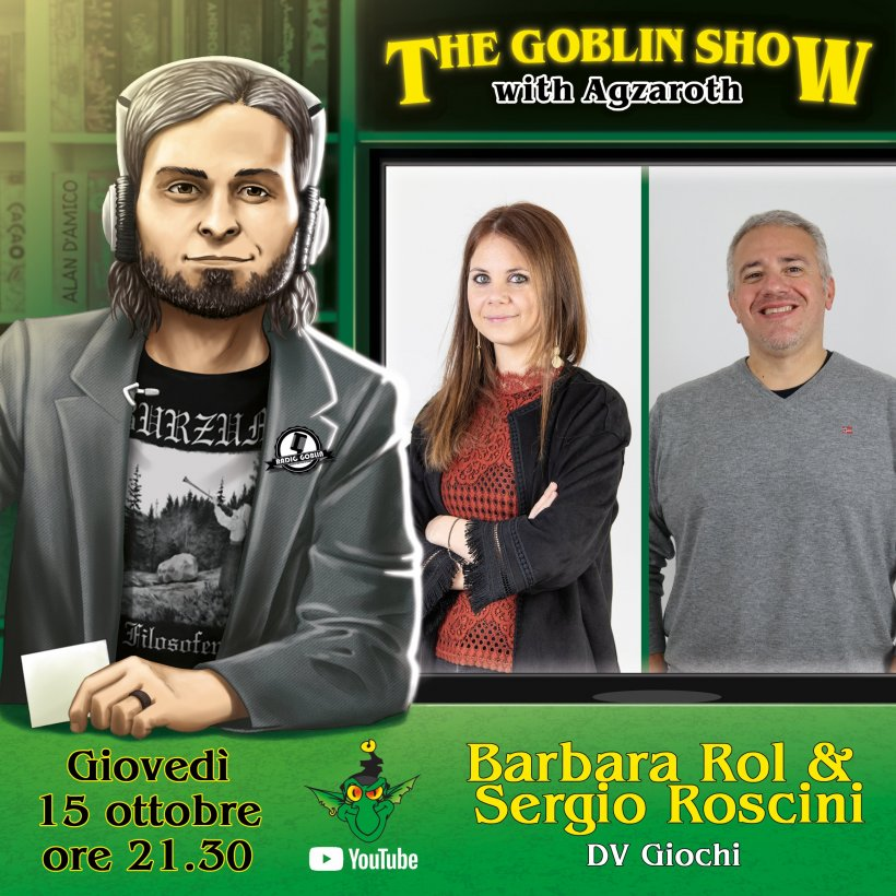The Goblin Show: DV Giochi