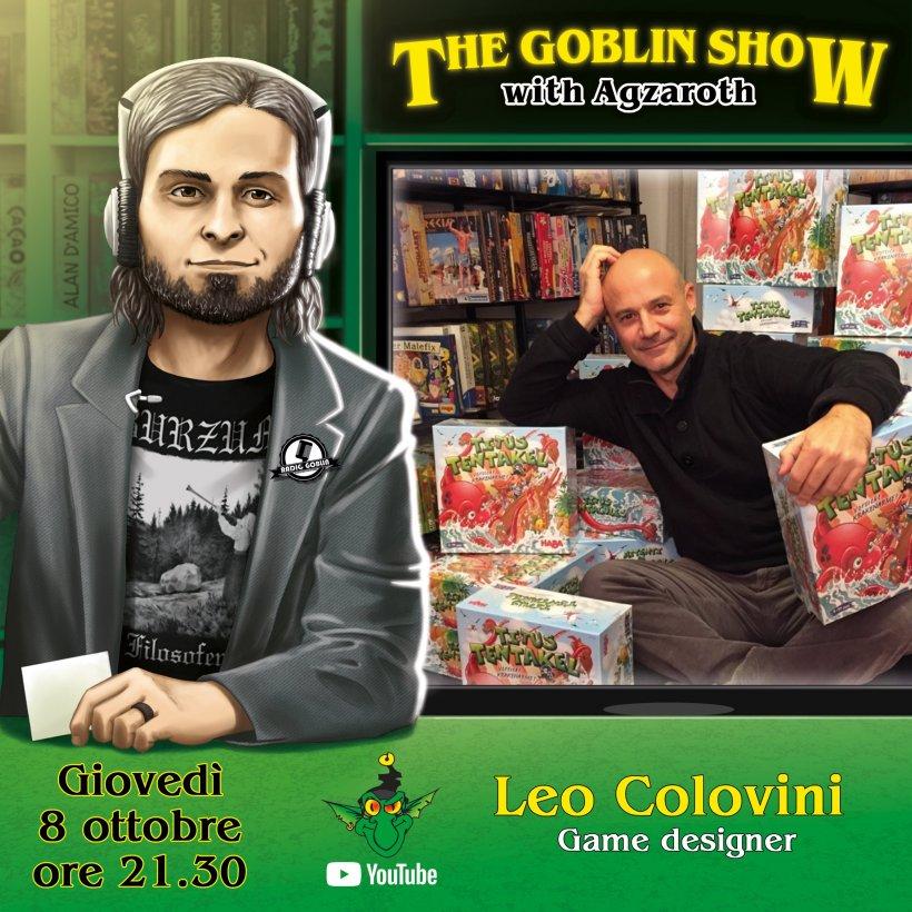 The Goblin Show: Leo Colovini