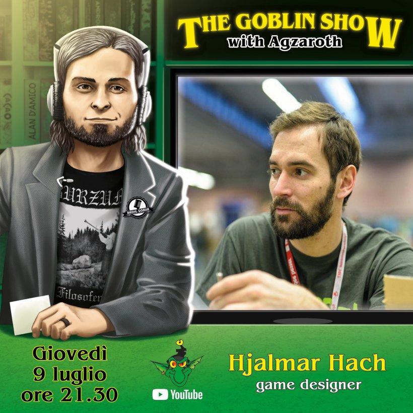 The Goblin Show: Hjalmar Hach