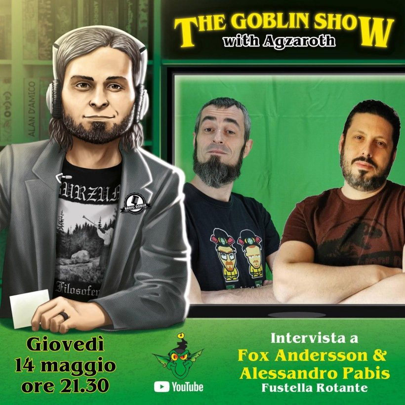 The Goblin Show: Fustella Rotante
