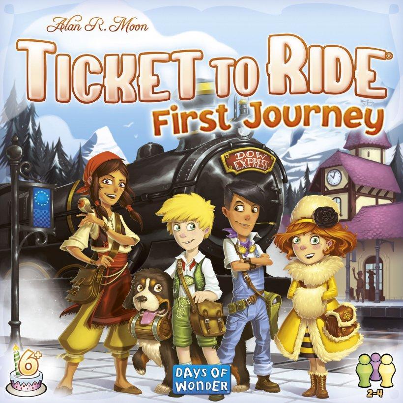 Ticket to Ride: Primo Viaggio