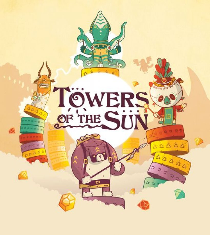 Towers of the Sun