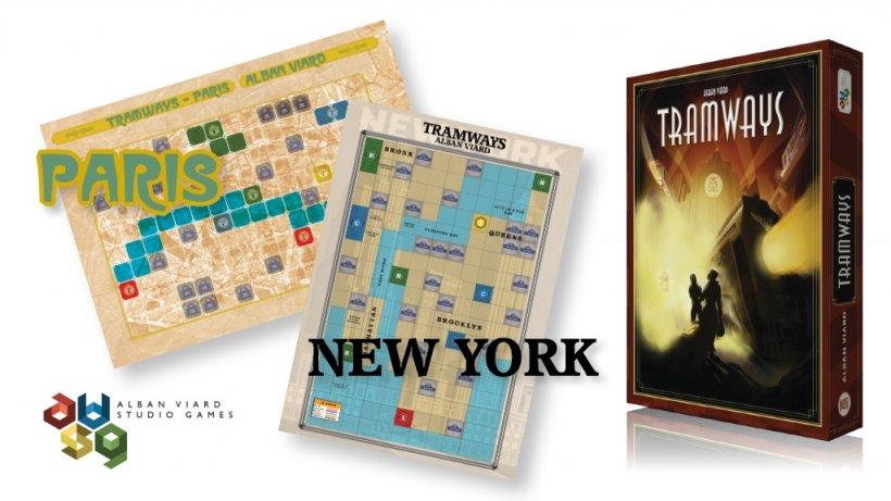 Tramways: espansioni Parigi e New York