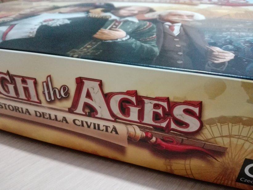 la splendida edizione italiana