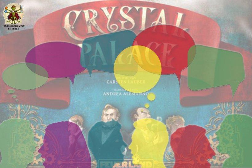 Crystal Palace - Tutti contro Tutti - Magnifico 2020