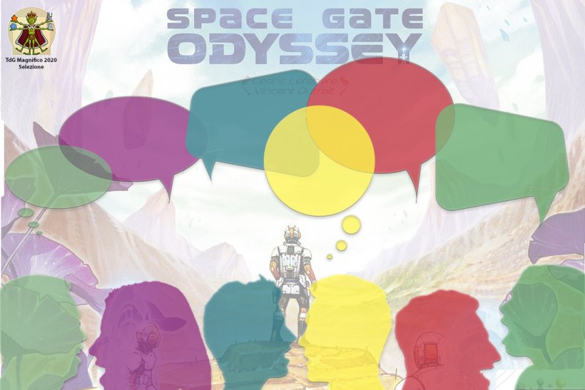Space Gate Odissey - Tutti contro Tutti - Magnifico 2020