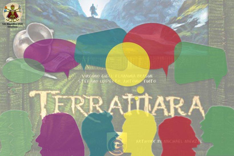 Terramara - Tutti contro Tutti - Magnifico 2020
