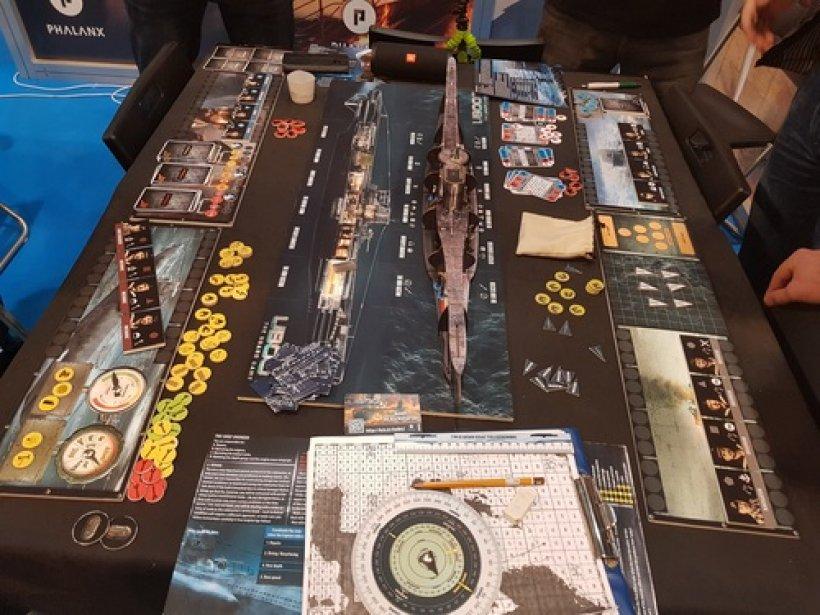 UBOOT: The Boardgame