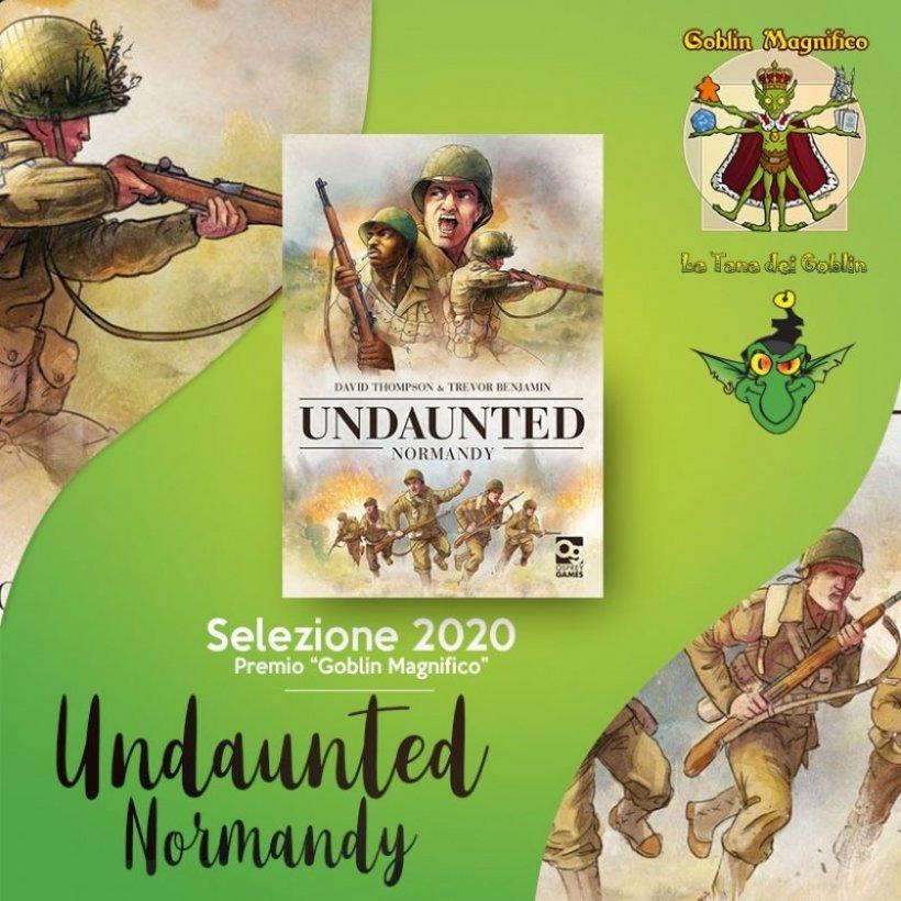 Undaunted Normandy Magnifico 2020