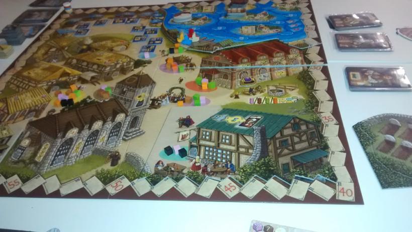 Partita con Village ed espansioni