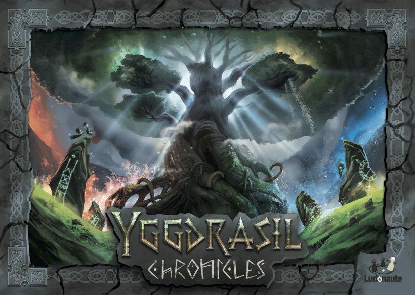 Yggdrasil Chronicles copertina