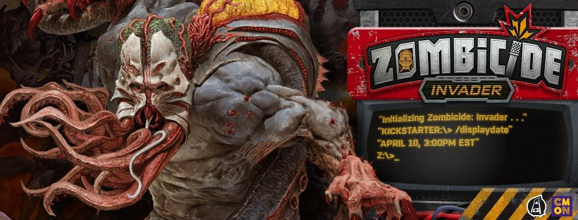 Zombicide:Invader