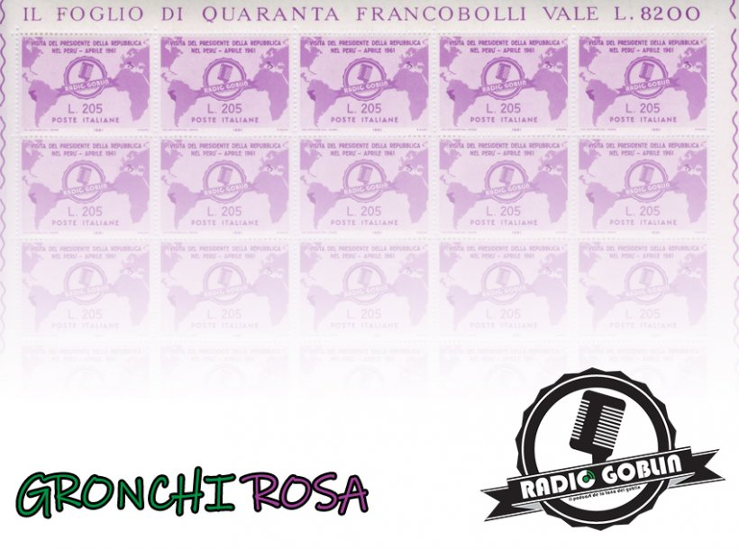 Gronchi Rosa