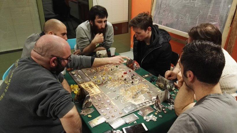 La Tana dei Goblin di Reggio Emilia - Trono di Spade