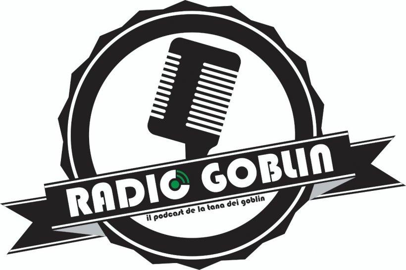 Radio Goblin con scritta