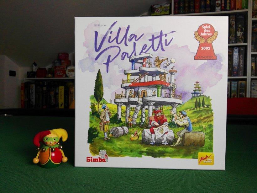 Villa Paletti nuova edizione