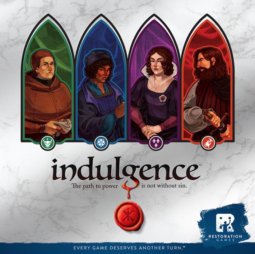 Indulgence: copertina