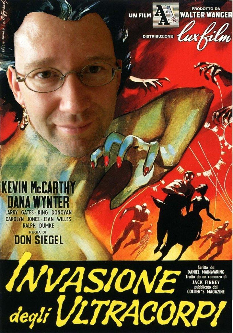 l'invasione degli ultracorpi + uwe rosenberg