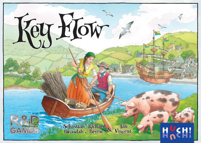 Key Flow copertina