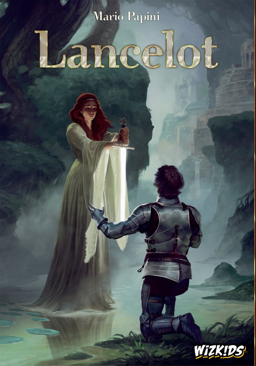 Lancelot: copertina