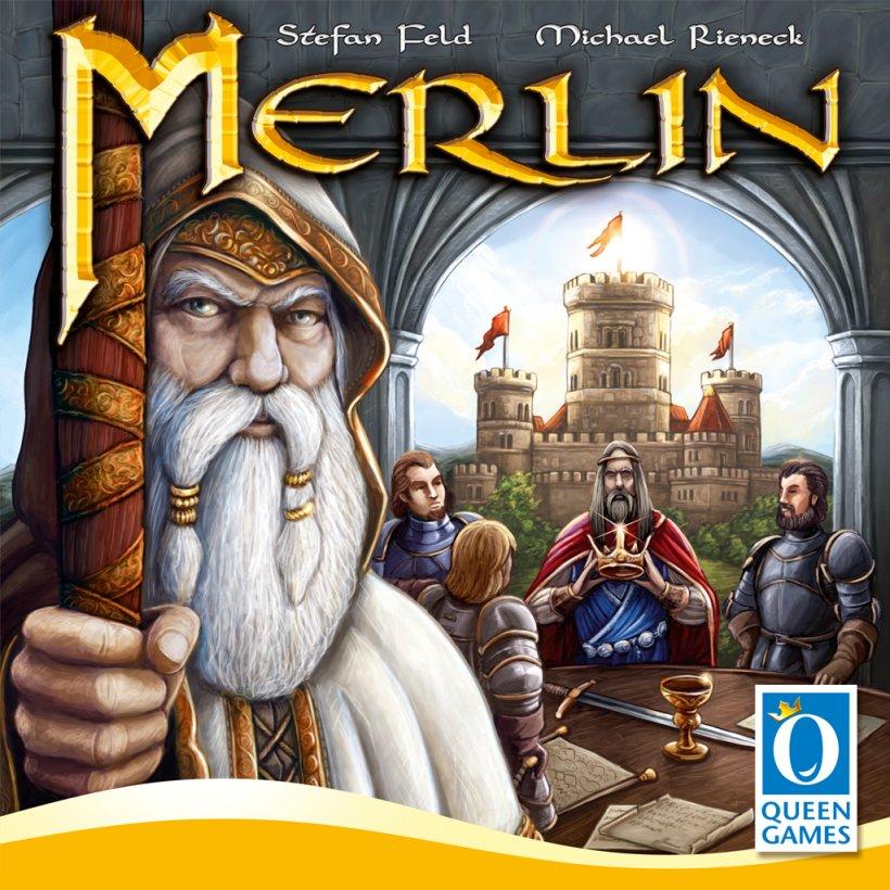 Merlin cover