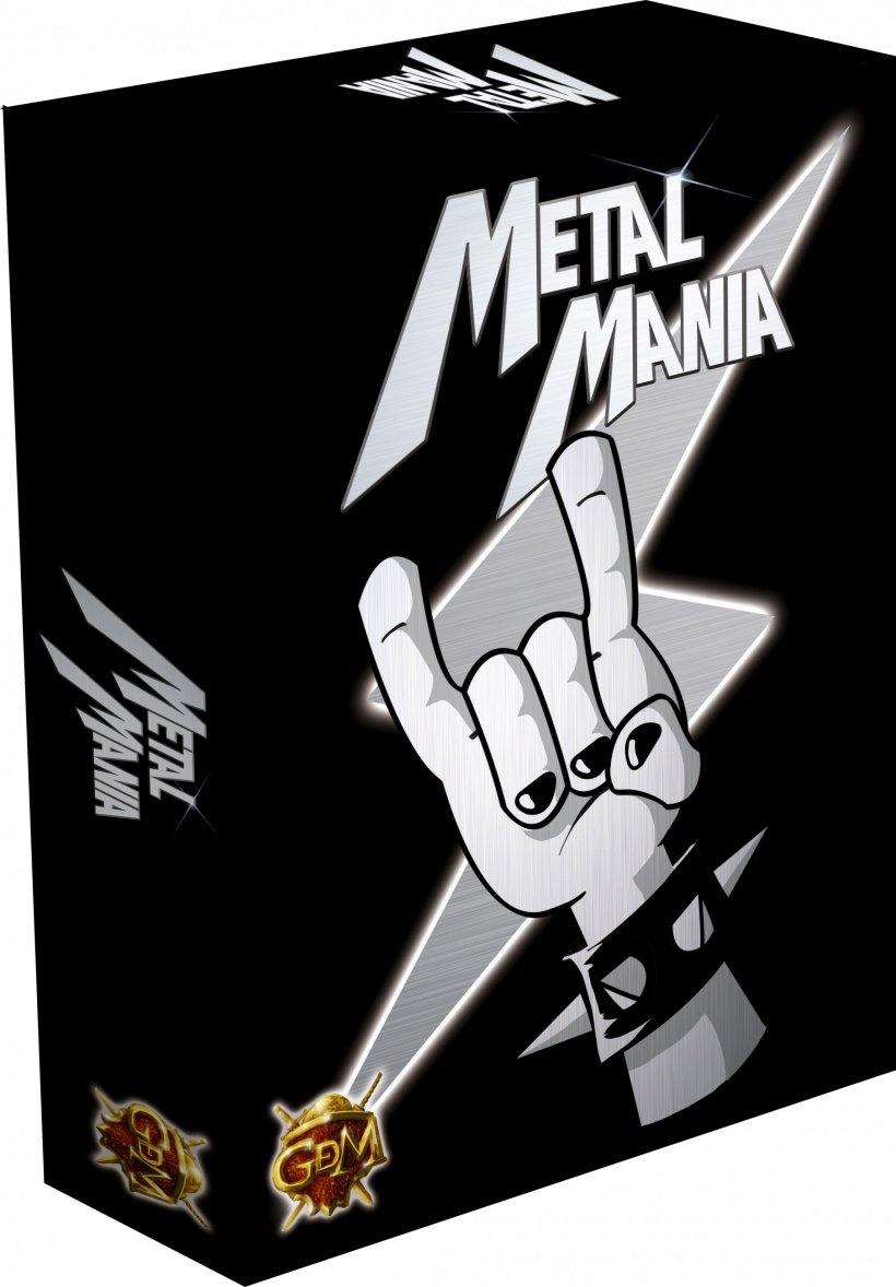 Metal Mania: copertina