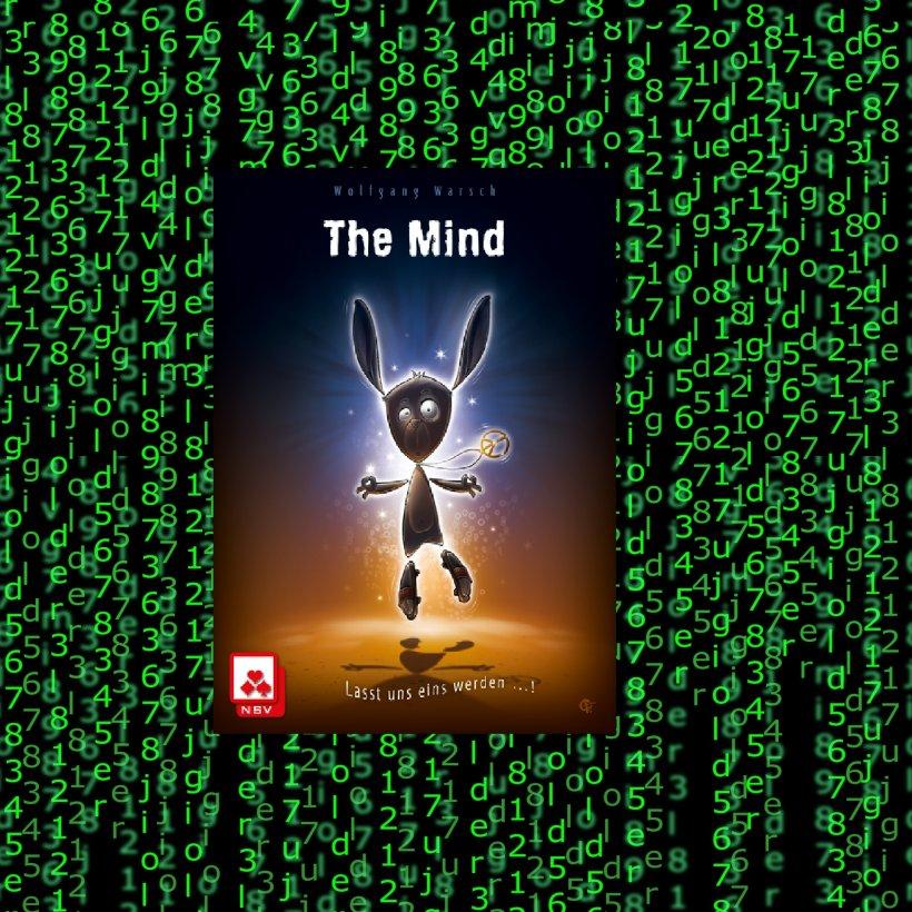 copertina the mind