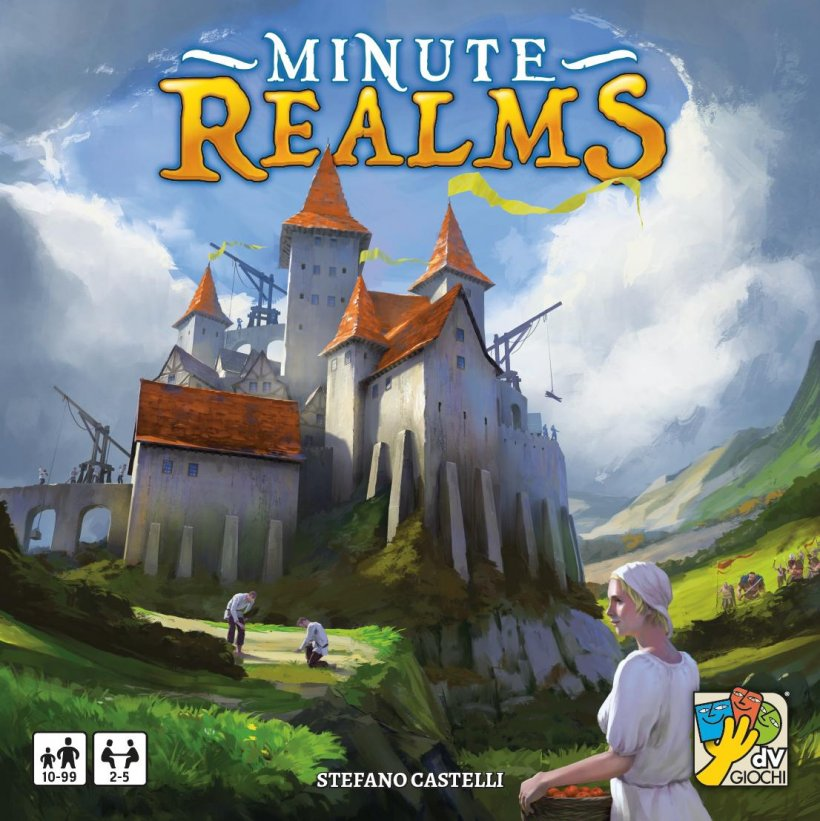 Minute Realms box