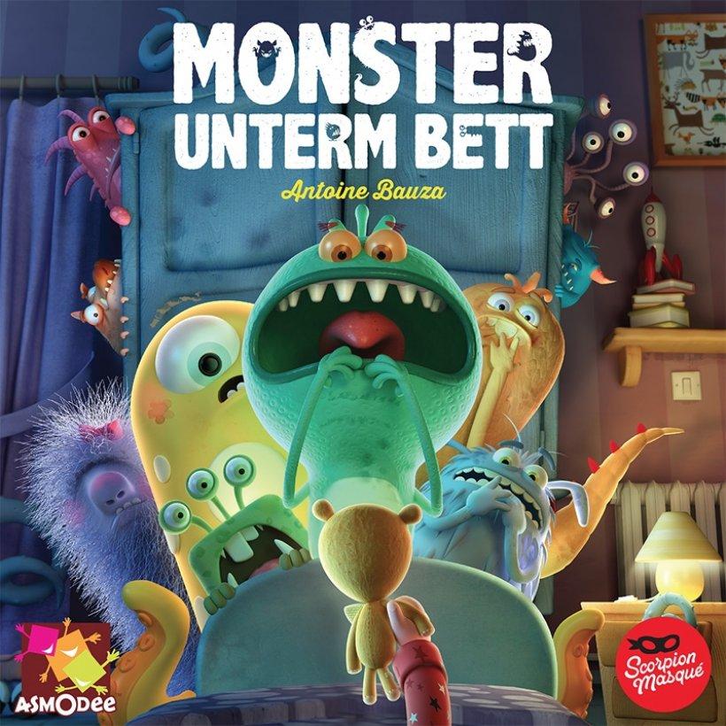 Monster Chase copertina