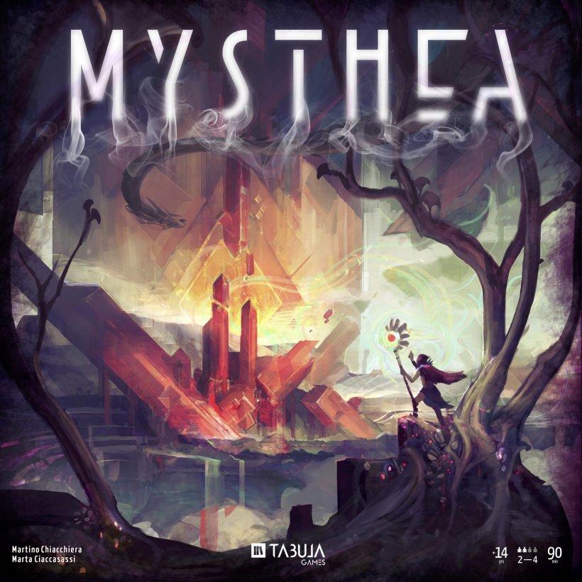 Mysthea: copertina
