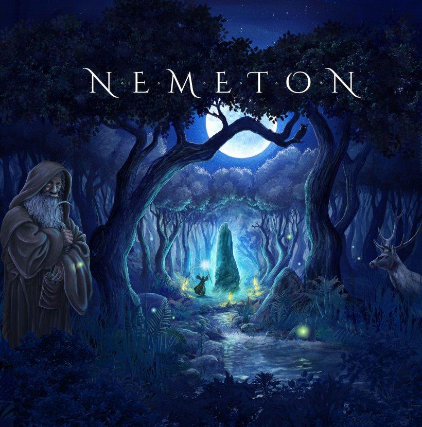 Nemeton: copertina