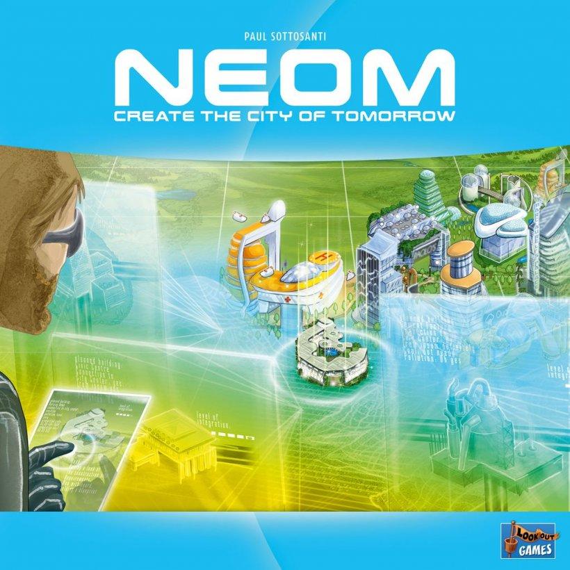 NEOM: copertina