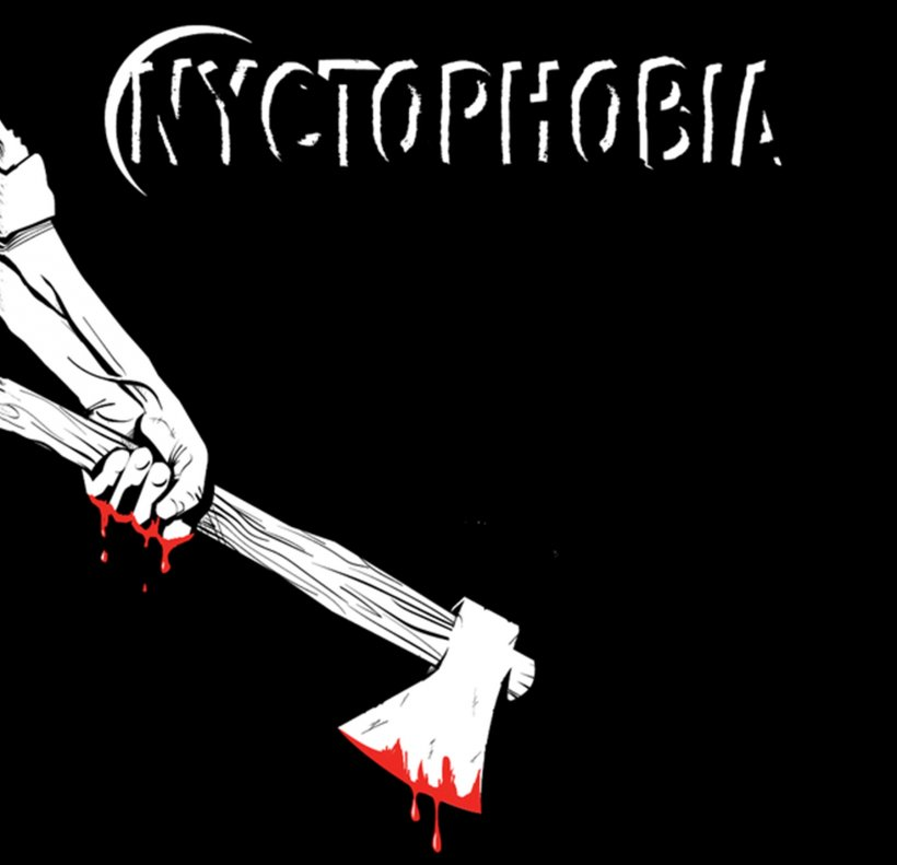 Nyctophobia: copertina