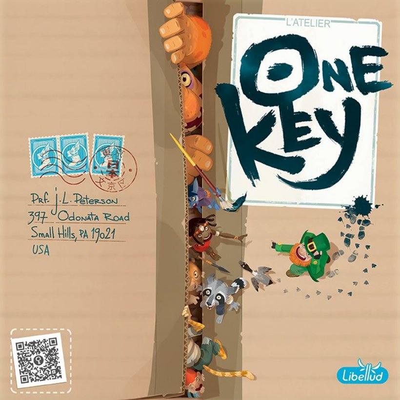 One Key: copertina