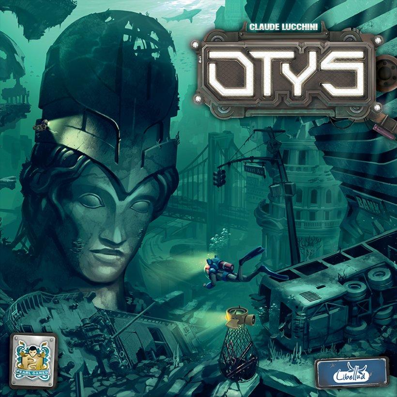Copertina del gioco Otys