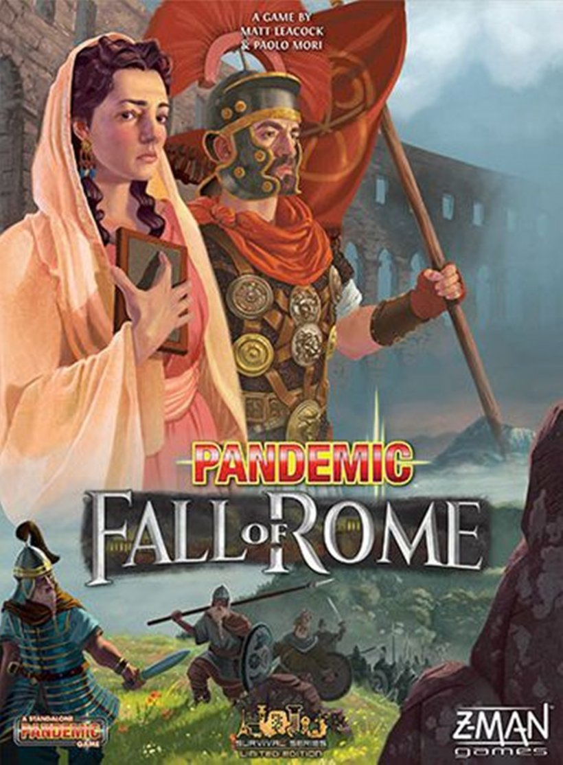 Pandemic: Fall of Rome