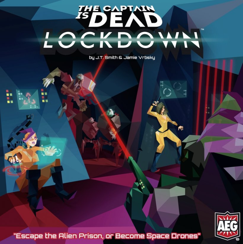 boxart captain is dead lockdown