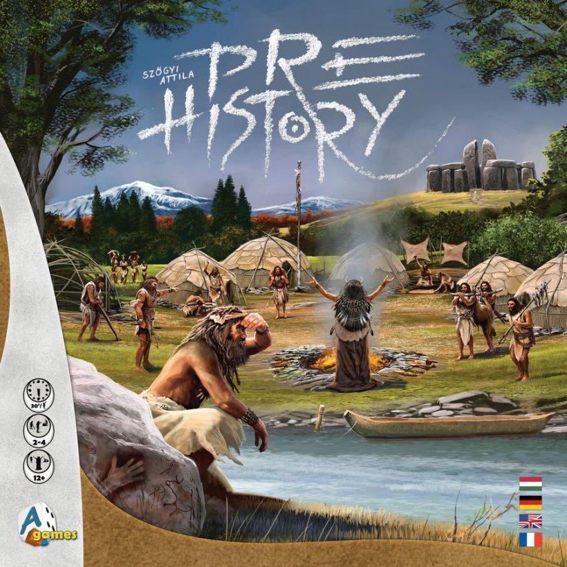 Prehistory: copertina