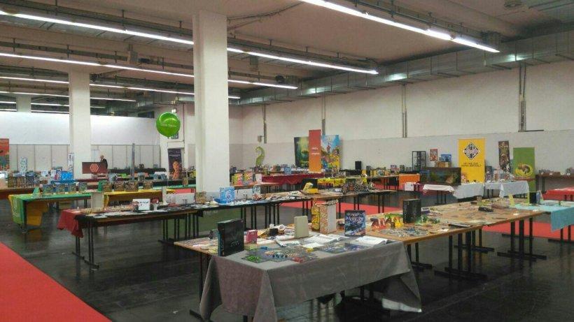 Press Room Essen 2017