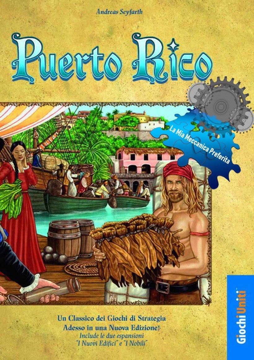 La Mia Meccanica Preferita: Puerto Rico