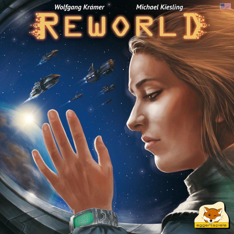 Reworld: copertina