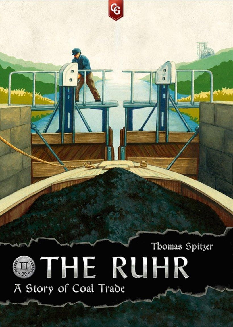 The Ruhr: copertina