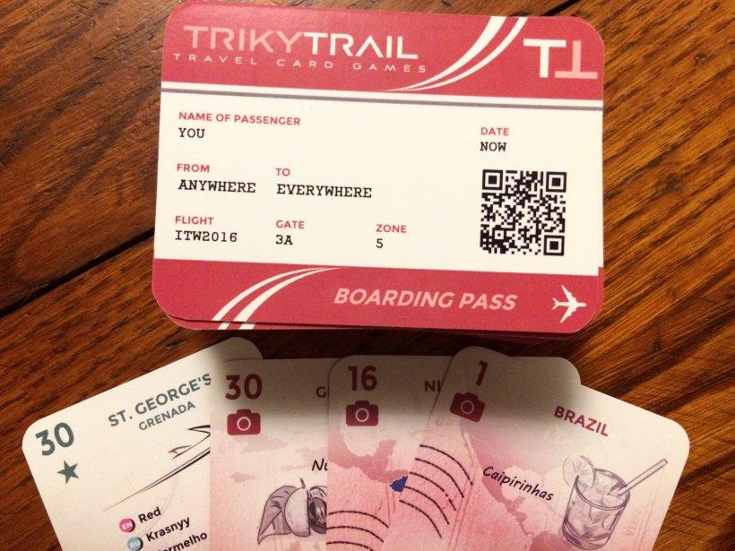 Triky Trail